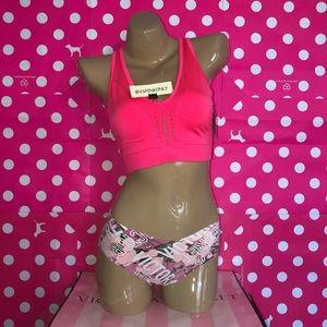 Victoria's Secret Sport Bra and Panty Set / Size M